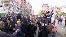 Euronews, Mısır'da keskin nişancıları görüntüledi
