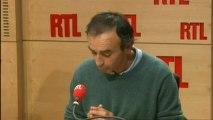 """""""La Chronique d'Eric Zemmour"""" : Delanoë, les voies sur berges et son avenir"""