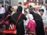 Havalimanında Umre yoğunluğu - İhlas Haber Ajansı (İHA)