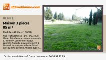 A vendre - maison - Pied des Alpilles (13660) - 3 pièces -