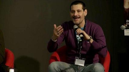 l'Alternativa Profesionales. Las nuevas circunstancias del cine independiente. Jerôme Vidal