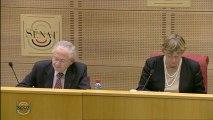 Intervention de Françoise CARTRON, Sénatrice de la Gironde - Audition au Sénat d'Olivier SCHRAMECK, Président du CSA