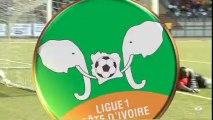 TOP BUTS, les 5 plus beaux buts de la 12ème journée Ligue1 CIV