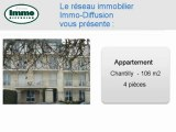 Location Appartement  Chantilly  60500 - 106 m2