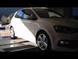 ::: o2programmation ::: Volkswagen Polo 1.6L TDI 105@140Cv Optimisation Moteur sur Banc de Puissance Cartec o2 programmation Marseille Gemenos PACA