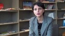"""Mariage pour tous: Najat Vallaud-Belkacem """"n'exclut pas des dérapages à l'Assemblée nationale"""""""