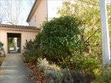 JM2495 Immobilier Haute-Garonne. Villefranche de Lauragais, maison mitoyenne de 76 m² de SH, 3 chambres,   jardin et terrasse