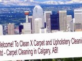 Carpet Cleaning Calgary, Clean X Calgary Calgary