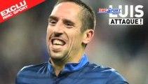 """Exclu RMCSport /  Ribéry : """"J'étais triste d'apprendre le départ de Laurent Blanc"""" - 29/01"""