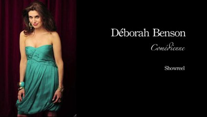 Showreel Déborah Benson