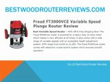 Top 10 Best Wood Router Reviews