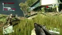 Crysis 3 - Gameplay #5 : beta, mode Hunter