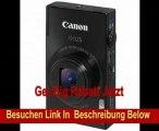 Canon IXUS 500 HS Digitalkamera (10,1 Megapixel, 12-fach opt. Zoom, 7,5 cm (3 Zoll) Display, bildstabilisiert) schwarz