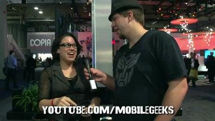 Nicole Scott (MobileGeeks) - A GizmoSlip Interview - GizmoSlip Shorts