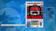 Revue de presse : David Villa pour remplacer Mario Balotelli ?