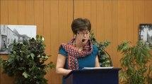 Voeux de Monique Rabin à Paimboeuf, 26 Janvier 2013 - Discours de Monique Rabin 1/3