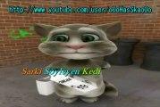 Sesliroom  Sarki Söyleyen Kedi (Acayip Komik) Tridine Bandim