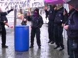 Les ambulanciers de Sainte-Savine en grève