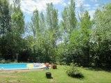 RB2577 Vente immobilier Tarn. Proche Lavaur  Maison récente de plain-pied 115 m² de SH, 4 chambres, piscine, sur terrain clos de 679 m²