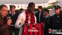 Les premiers mots de Mario Balotelli avec le Milan AC !