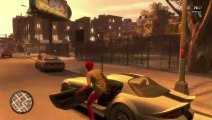 Grand Theft Auto IV Multiplayer w/Drew & Alex Ep.3 - Smashing Some Backdoors In!
