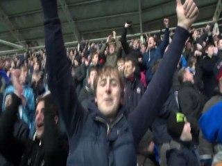 ALF's equalising goal against Chelsea 30/01/13