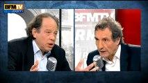 """Jean-Claude Ameisen : """"Il ne faut pas pénaliser les enfants en réponse au comportement des parents"""" - 31/01"""