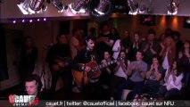 BB brunes - Coups et blessures - live - c'Cauet-NRJ