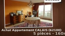 A vendre - appartement - CALAIS (62100) - 5 pièces - 160m²