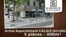 A vendre - appartement - CALAIS (62100) - 5 pièces - 300m²