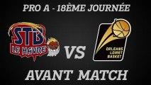 Avant-Match - J18 - Déplacement au STB Le Havre