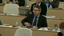 AP 31 janvier 2013 - Budget primitif 2013 : explication de vote de Vincent CHRIQUI sur l'amendement n° 001 présenté par le FDG