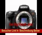 Sony SLT-A33 SLT-Digitalkamera (14 Megapixel, Live View, Full HD, 3D Sweep Panorama) Gehäuse