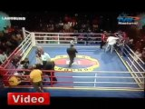 Genç boksör ringde öldü - İhlas Haber Ajansı (İHA)