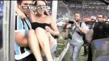Copa Libertadores: Massenpanik in Porto Alegre nach Elanos Rakete
