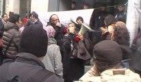 Paris-Habitat OPH : Locataires et mal-logés manifestent ensemble