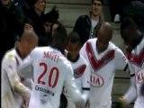 Top but de Saivet face à Rennes