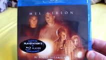 Unboxing Signs Blu-ray 2002 Mel Gibson