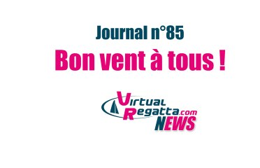 Virtual Regatta News n°85 - 31 Janvier 2013