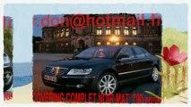 Volkswagen Phaeton,  Volkswagen Phaeton, covering noir mat   Volkswagen Phaeton, Volkswagen Phaeton noir mat