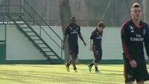 Balotelli marque déjà avec l'AC Milan !