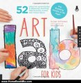 Home Book Review: Art Lab for Kids: 52 Creative Adventures in Drawing, Painting, Printmaking, Paper, and Mixed Media-For Budding Artists of All Ages (Lab Series) by Susan Schwake, Rainer Schwake