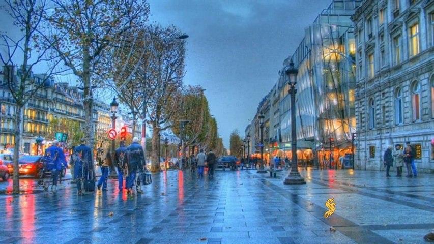 Nocturnes dans les Paris - ZANZOUZI ☀SOPHIE
