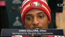 Harbaugh, Culliver on Anti-Gay Remarks