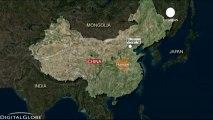 Cina, esplode camion carico di fuochi. Almeno 26 morti