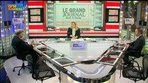Guillaume de Seynes et Didier Lombard - 31 janvier - BFM : Le Grand Journal 4/4