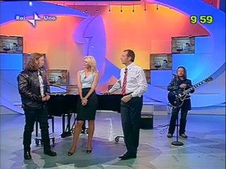 Rai UNO TV - Lorenzo Piani