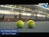 Coupe Davis: Henri Leconte raconte la victoire en 1991