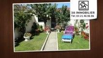 A vendre - maison - CALAIS (62100) - 4 pièces - 112m²