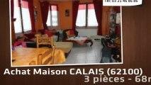 A vendre - maison - CALAIS (62100) - 3 pièces - 68m²